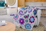 The Loopy Stitch - Floral Dreams MAL (Stylecraft Yarn Pack)
