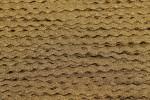 Ric Rac - Polyester - 8mm wide - Gold Metallic (per metre)