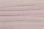 Gimped Braid - 15mm wide - Light Pink (per metre)