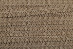 Gimped Braid - 15mm wide - Light Taupe (per metre)