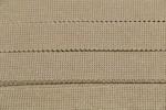 Webbing - Cotton Acrylic - 30mm wide - Stone (per metre)