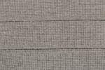 Webbing - Cotton Acrylic - 40mm wide - Silver (per metre)