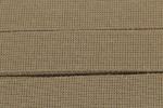 Webbing - Cotton Acrylic - 40mm wide - Stone (per metre)