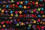 Pom Pom Trim - 12mm - Multicoloured (per metre)