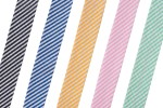 Bias Binding - Cotton - 20mm wide - Stripes (per metre)