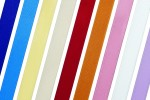 Bowtique Satin Polyester Ribbon - 6mm wide (5m  reel)