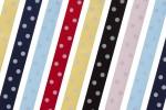 Bowtique Polka Dot Satin Ribbon - 15mm wide (5m  reel)