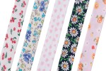 Bias Binding - Cotton - 20mm wide - Printed Designs (per metre)