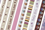 Bowtique Design Ribbons - Grosgrain (5m  reel)