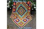Pippin Poppycock - BluE Happy Blanket CAL - Happy (Stylecraft Yarn Pack)