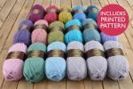 Attic24 - Harmony Blanket (Stylecraft Yarn Pack)