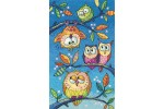 Heritage Crafts - Birds of a Feather - Hanging Around (Cross Stitch Kit)