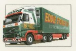 Heritage Crafts - Classics - Eddie Stobart Volvo FH12 (Cross Stitch Kit)