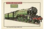 Heritage Crafts - Classics - Flying Scotsman (Cross Stitch Kit)