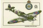 Heritage Crafts - Classics - Supermarine Spitfire (Cross Stitch Kit)