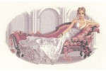 Heritage Crafts - John Clayton - Elegance - Abbi (Cross Stitch Kit)