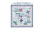 Imaginating - 2910 - 'Let's Quilt' by Ursula Michael (Cross Stitch Pattern)