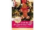 Decracraft Felt Craft Kit - Gingerbread Man