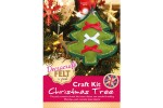 Decracraft Felt Craft Kit - Christmas Tree