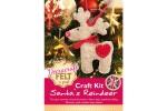 Decracraft Felt Craft Kit -  Reindeer