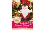 Decracraft Felt Craft Kit - Santa