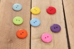 Attic24 - Rainbow Buttons (Pack of 8)
