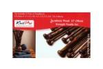 KnitPro Single Point Knitting Needles - Symfonie Wood - 30cm Set of 8