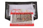 KnitPro Interchangeable Needles - Symfonie Wood - Deluxe Set