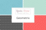 Lewis and Irene - Geometrix Collection