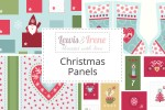 Lewis and Irene - Christmas Panels Collection