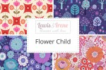 Lewis and Irene - Flower Child Collection