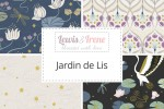 Lewis and Irene - Jardin de Lis Collection