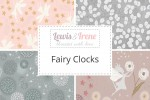 Lewis and Irene - Fairy Clocks Collection