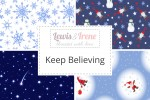 Lewis and Irene - Keep Believing Collection