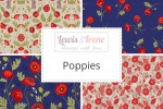 Lewis and Irene - Poppies Collection