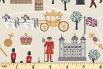 Lewis and Irene - Jubilee - Royal Britannia - Cream (A344.1)