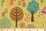 Lewis and Irene - Flower Child - Groovy Forest - Multi (A434.2)