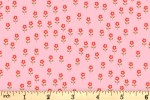 Lewis and Irene - Flower Child - Little Flowers - Pink (A436.1)