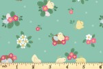 Lewis and Irene - Bunny Hop - Chicks - Spring Green (A528.3)