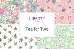 Liberty Fabrics - Tea for Two Collection