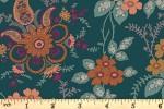 Liberty Fabrics - Hesketh House - Fireside - Orange (04775651/Z)