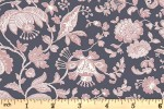 Liberty Fabrics - The Summer House - Victoria Floral - Pink (04775669/Z)