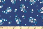 Liberty Fabrics - Carnaby - Portobello Paisley - Blue (04775942/B)