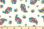 Liberty Fabrics - Carnaby - Portobello Paisley - Brights (04775942/D)