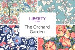 Liberty Fabrics - The Orchard Garden Collection