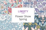 Liberty Fabrics - Flower Show Spring Collection