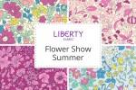 Liberty Fabrics - Flower Show Summer Collection