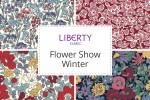 Liberty Fabrics - Flower Show Winter Collection