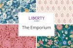 Liberty Fabrics - The Emporium Collection