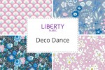 Liberty Fabrics - Deco Dance Collection